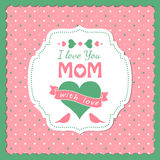 Mothers day theme Stock Photo