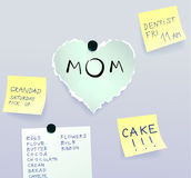 Mothers Day vector Stock Photos