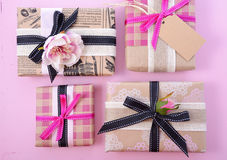 Mothers Day Vintage gifts stock images
