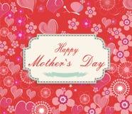 Mothers dnia tło Obrazy Stock