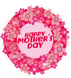 Mothers dnia tło Obraz Royalty Free