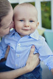 Mothers love Royalty Free Stock Photography