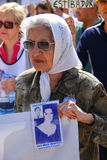 The Mothers of the Plaza de Mayo Royalty Free Stock Images