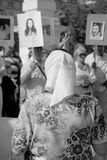 Mothers of the Plaza de Mayo Stock Images