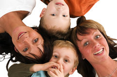 mothers and sons Royalty Free Stock Photos