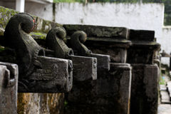 Mothers Temple`s Water Tap Royalty Free Stock Photography