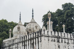 Moti Masjid w Czerwonym forcie, New Delhi, India zdjęcie stock