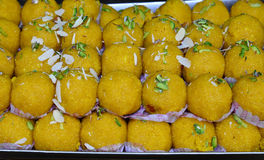Motichoor ka Ladoo Royalty Free Stock Photography