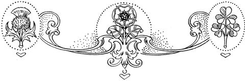 motif-018 Stock Images