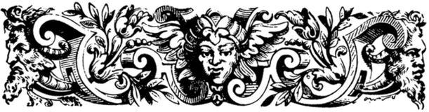 motif-047 Royalty Free Stock Image