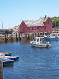 Motif #1, Rockport, mA Photo stock