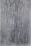 Motif abstrait sur la tuile peinte noire et blanche Belles bannières peintes de conception de surface Photographie stock