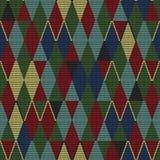 Motif africain beads Configuration sans joint abstraite illustration stock