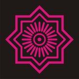 Motif de batik Photographie stock
