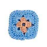 Motif de crochet Photographie stock