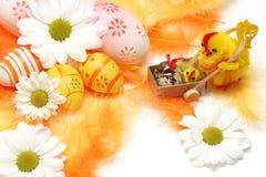 Motif de Pâques Photos libres de droits