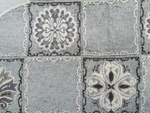 Motif of flower. Flower motif of mat shooted at close range stock photos