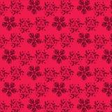 Motifs floraux Image libre de droits