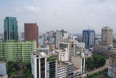 Motijheel,达卡一个历史地方在达卡孟加拉国 免版税图库摄影