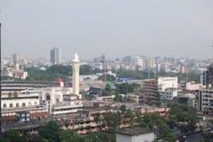 Motijheel,达卡一个历史地方在达卡孟加拉国 免版税库存照片
