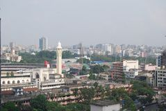 Motijheel, Dhaka a historical place in Dhaka bangladesh. Royalty Free Stock Photos