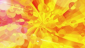 Motion air bubbles of sun backgrounds stock footage