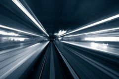 Motion blur Royalty Free Stock Images