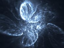 Motion blur focus silver elements abstract background. Motion blur focus silver element abstract background Royalty Free Stock Photography