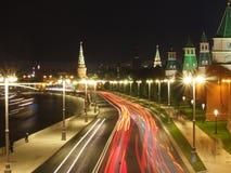 Motion Blur at the Kremlin Stock Photos