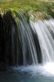 Motion blur waterfall Royalty Free Stock Photography