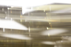 Motion blurred background Stock Image