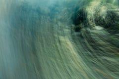 Motion blurred foliage. Decorative background Royalty Free Stock Photography