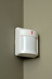 Motion detector Stock Photography