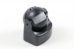 Motion detector Stock Image