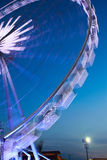 Motion ferriswheel Royalty Free Stock Photos