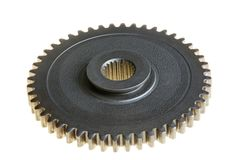 Motion gear Royalty Free Stock Image