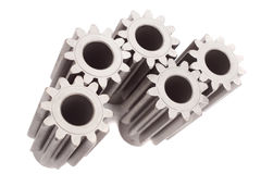 Motion gears - team force Royalty Free Stock Image