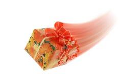 Motion gift Stock Photo