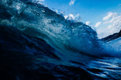 Motion Photo of Sea Wave Royalty Free Stock Image