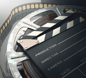 Motion Picture Royalty Free Stock Images