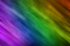 Motion Rainbow Spectrum  colors Royalty Free Stock Photo