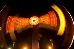 motion rollercoaster Στοκ Φωτογραφία