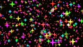 Motion stars footage stock video footage