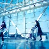 Motion traveler Royalty Free Stock Image