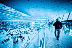 Motion traveler Royalty Free Stock Photo