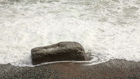 Motion of the waves. stock footage