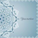 Motiv för ottoman för tappningbakgrund traditionella. Royaltyfri Bild