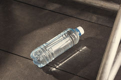 Motivação da aptidão Água hydration Melhores corpo e saúde fotografia de stock