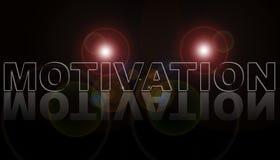Motivación Imagen de archivo