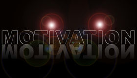 Motivação Imagem de Stock